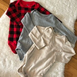 Other - Set of 3 Onesies | 3-6 Months